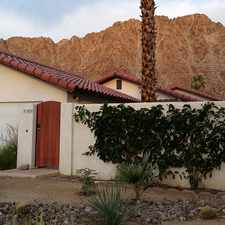 Rental info for LA QUINTA COVE: Furnished. Charming three bedroom home for rent $1695.00