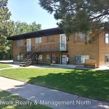 Rental info for 653 E 20th Ave #4 in the Ogden area