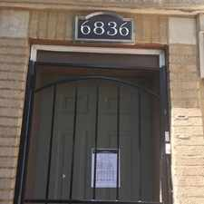 Rental info for 6836 S. Prairie Ave. in the Park Manor area