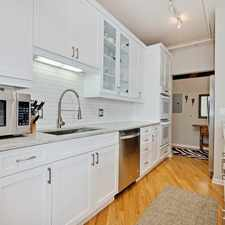 Rental info for W Huron St & N Kingsbury St in the River West area
