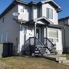 Rental info for 185 Bridgeport Boulevard in the Leduc area