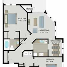 Rental info for $6780 1 bedroom Apartment in Alameda County Fremont in the Cherry-Guardino area