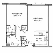 Rental info for $6180 1 bedroom Apartment in Stamford in the Stamford area