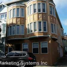 Rental info for 401 30th St in the Noe Valley area
