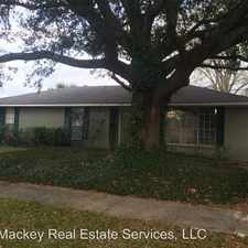 Rental info for 1573 N Bellrose Dr. in the Baton Rouge area