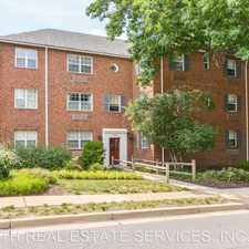 Rental info for 1602 W ABINGDON DR APT 101 in the Alexandria area