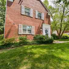 Rental info for 3111 VALLEY DR in the Alexandria area