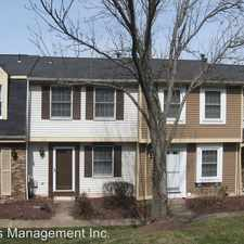 Rental info for 224 SHADOWLAWN CIRCLE in the Baldwin area