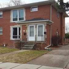Rental info for 531 Highland #2 in the 48146 area