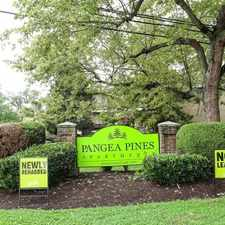Rental info for Pangea Pines