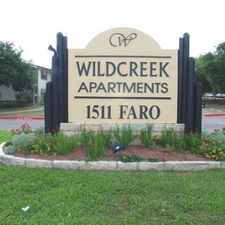 Rental info for 1511 Faro Dr in the Austin area