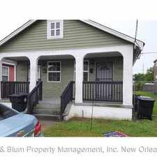 Rental info for 2260 N. Johnson St. in the St. Roch area