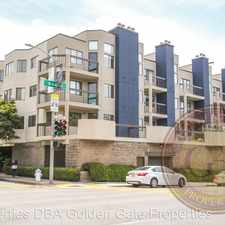 Rental info for 785 Golden Gate Avenue, Unit #303 in the Cathedral Hill area