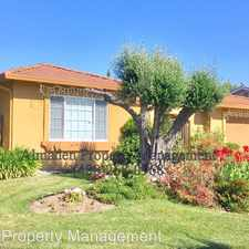 Rental info for 6106 Via De Las Abejas in the San Jose area