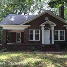 Rental info for 90 Whitefoord Ave in the Edgewood area