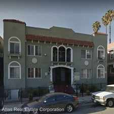 Rental info for 965 N. Vendome Street - 107 in the Silver Lake area
