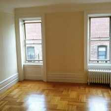 Rental info for Amsterdam Ave & W 112th St in the New York area