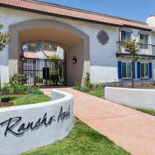 Rental info for Rancho Azul Apartments