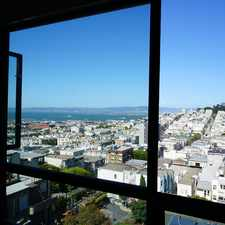 Rental info for Filbert St in the San Francisco area