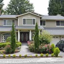 Rental info for 4622 189th Place SE in the Sammamish area