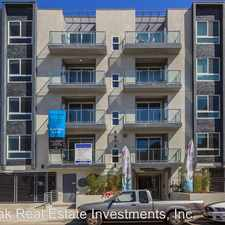 Rental info for 5514 BONNER AVE., APT. 508 in the Los Angeles area