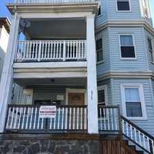 Rental info for 828 Washington Street, Unit 3 in the Codman Square - East Codman Hill area