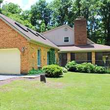 Rental info for Spacious 4 Bedroom, 3.5 Bath, Custom Contemporary with a 2-car Garage, on 3.38 Beautiful, Wooded Acres!