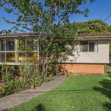 Rental info for JINDALEE - LOVELY FAMILY HOME IN QUIET STREET in the Jindalee area