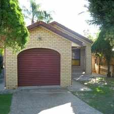 Rental info for DONT MISS OUT - 3BRM HOME! in the Sunnybank area