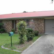 Rental info for NEAT and TIDY LOWSET in the Burpengary East area