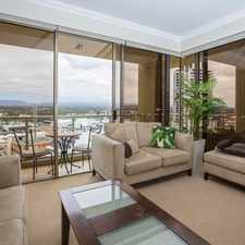 Rental info for Executive Fully Furnished Apartment - Prestigious Residential Only Tower in the Southport area