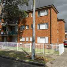 Rental info for WELL MAINTAINED 2 BEDROOM UNIT CLOSE TO SHOPS. INSPECT SATURDAY 22ND JULY AT 12:00NOON