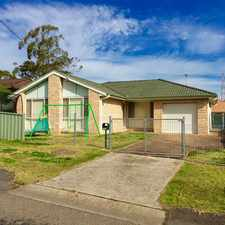 Rental info for APPLICATION APPROVED! Brick Home in the Morisset - Cooranbong area