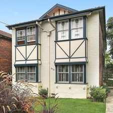 Rental info for Art deco apartment presents desirable lifestyle in the Northbridge area