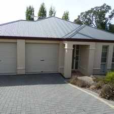 Rental info for 4 Bedroom family home - Register now to inspect! in the Mount Barker area