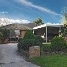 Rental info for Sunny on Streeton - Sought After Area in Skye in the Carrum Downs area