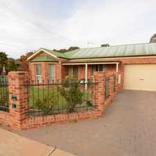 Rental info for Inner City Living in the Mildura area