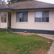 Rental info for AN OLDIE BUT A GOODIE - GREAT BACKYARD in the Echuca area