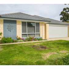 Rental info for UNDER APPLICATION - Beauty on a budget in the Perth area