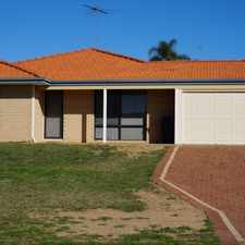 Rental info for PERFECT LOCATION in the Perth area