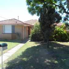 Rental info for LOVELY 3X1 CLOSE TO TRAIN STATION in the Thornlie area