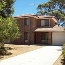 Rental info for Sit back Relax and admire the lake in the Rockingham area