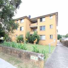 Rental info for 3 BED ROOMS 2 TOILETS 1 LOCK UP GARAGE in the Wiley Park area