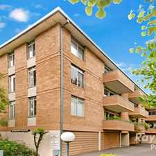 Rental info for WALK TO STATION in the Westmead area