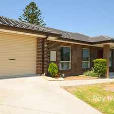Rental info for WHAT A BEAUTIFUL HOME in the Melbourne area