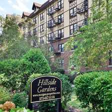 Rental info for Hillside Gardens Apartment Homes