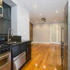 Rental info for Clinton St & Rivington St in the Lower East Side area