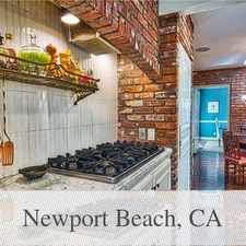 Rental info for 4 Bedrooms Apartment - Located Within The Exclu... in the Newport Beach area