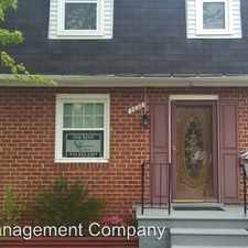 Rental info for 5628 Leiden Rd. in the Cedonia area