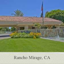 Rental info for This House Is A Must See. Parking Available! in the Rancho Mirage area